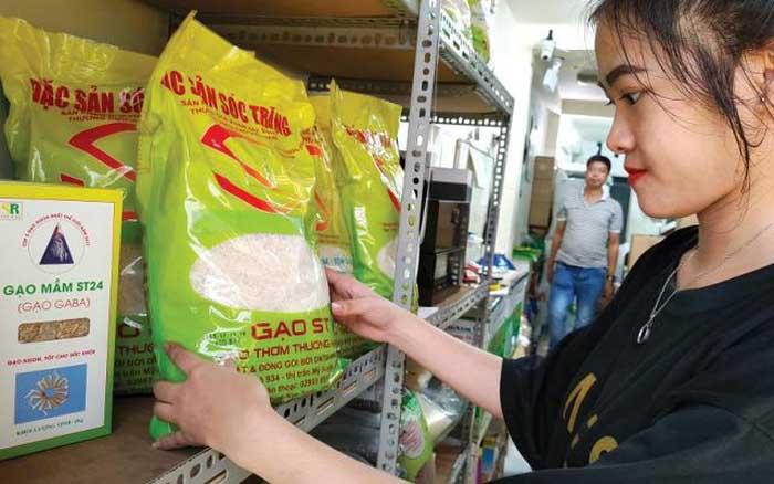 Những lợi ích nên biết khi mua gạo đóng gói sẵn