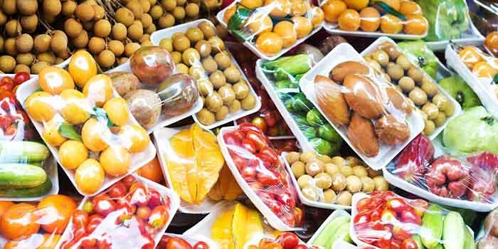 Rau củ quả đóng gói – làm sao để giữ được thực phẩm tươi ngon